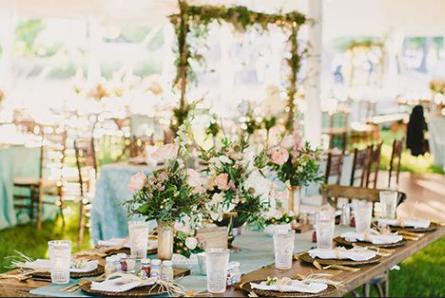 Event Rentals, Linens, Centerpieces, Lighting