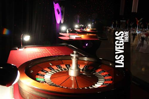 Casino Night, Monte Carlo Party, Blackjack, Poker, Roulette, Craps