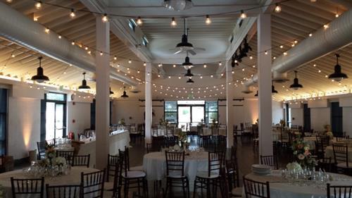 Market Lighting Decor, Rentals, Special Event Setup