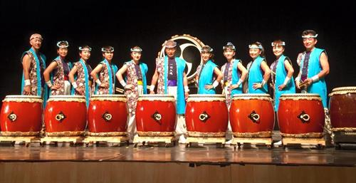 Taiko Drummers & Asian Theme Entetainment