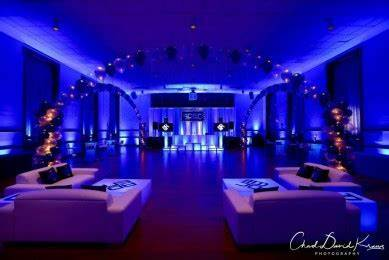 Room Design, Up-Lighting, Event Decor
