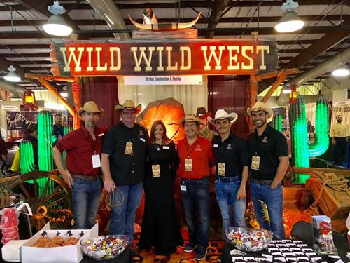 Trade Show Booth Decor/Design - Western & More...