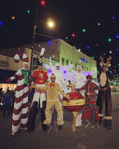 Holiday - Christmas Entertainment