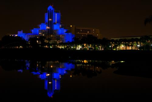 Orlando world Center Marriott - National Autism Awareness 2014.