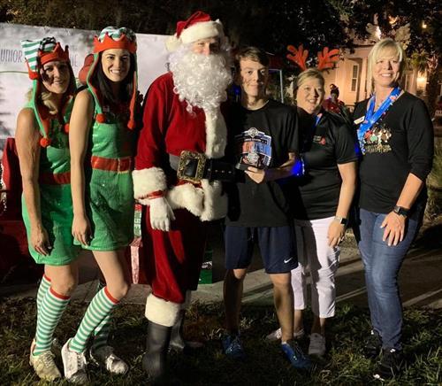 Ninth Annual Jolly Jingle Jog 5K in Oakland Park