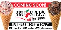 Bruster's Real Ice Cream Windermere - Coming Soon!