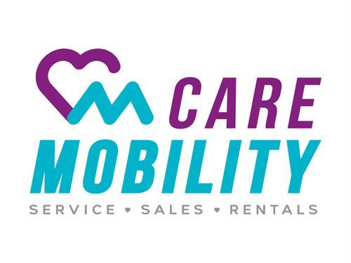 Care Mobility Official Logo