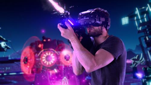 Cutting Edge Virtual Reality