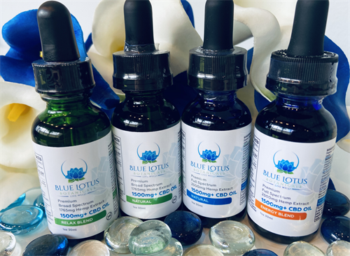 Some of our Best Selling CBD oils