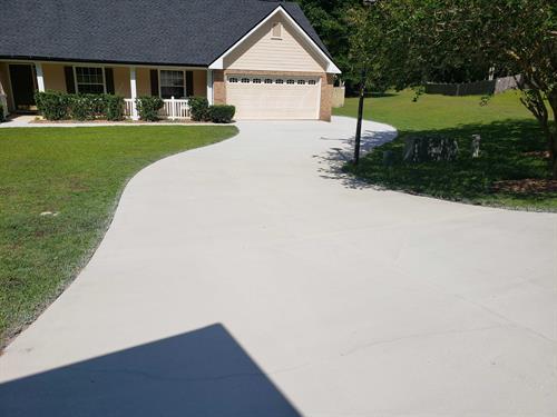 Concrete Resurface AFTER