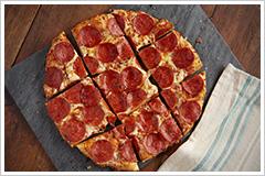 Super Roni Thin Crust Pizza