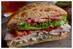 Turkey, Bacon, Avocado