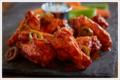 Chicago Fire Wings