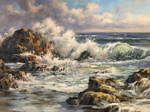 Gary Shepard   Seascape
