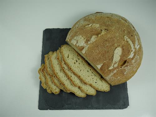 spiced sourdough