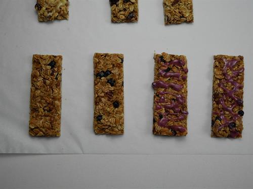 crunchy bars
