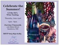 Wine Tasting at Zorvino Vineyards on Thursday, June 23rd.  RSVP Today