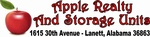 Apple Realty & Storage Units