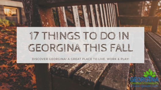 Image for 17 things to do in Georgina this fall!