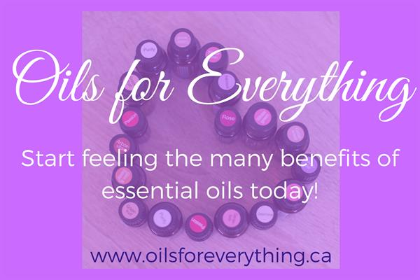 Oils for Everything