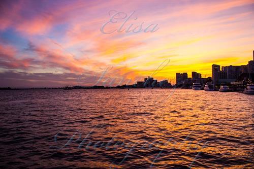 # 282 Toronto sunset