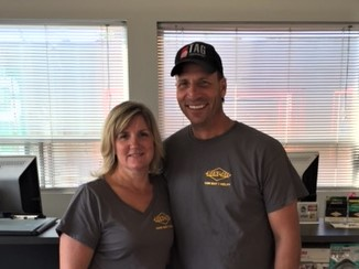 New Owners as of February 2018, Matt and Candace Parlette.