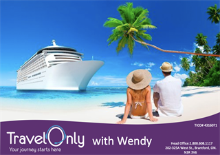 TravelOnly with Wendy