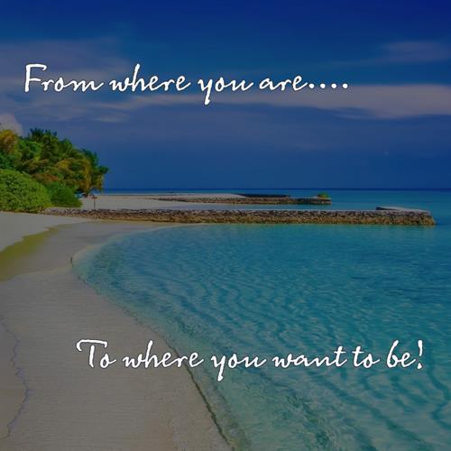 Where do you want to go next?