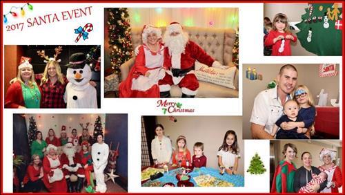 Annual Santa Event