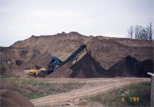 Top Soil & Triple Mix Production