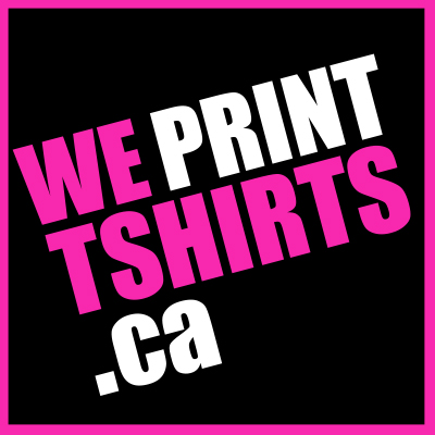 WePrintTshirts.ca