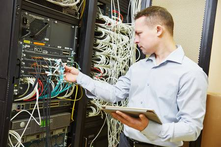 Server and Data Center Maintenance and Configuration