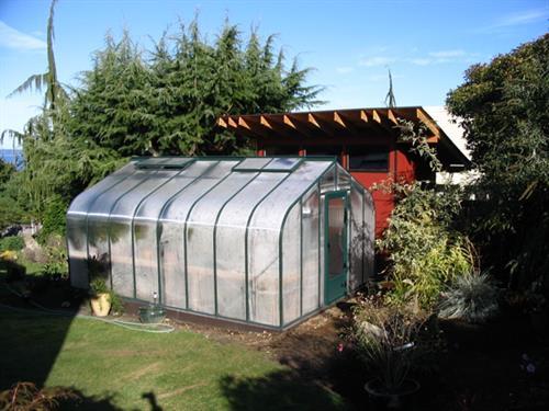 Greenhouse & Toolshed - Edmonds, WA