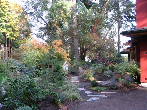 Entry Garden - Poulsbo, WA