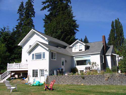 Liberty Bay addition and remodel - Poulsbo, WA