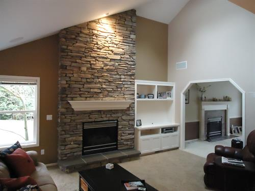 Snohomish Fireplace Restoration