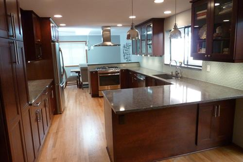 Edmonds Kitchen Remodel