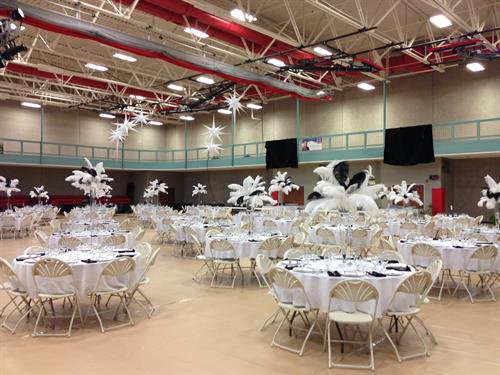 large banquet center