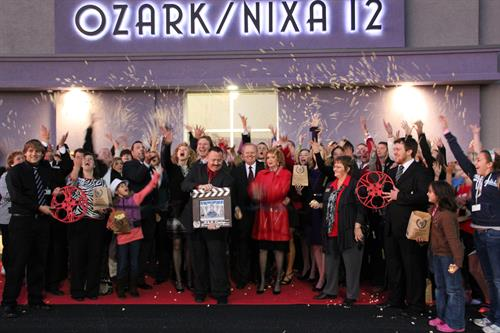 B&B Theatres Ozark/Nixa 12 Grand Opening 11/04/2011