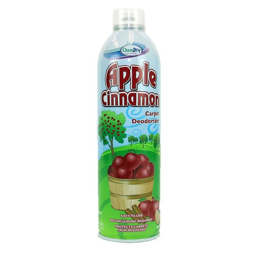 Apple Cinnamon carpet deodorizer