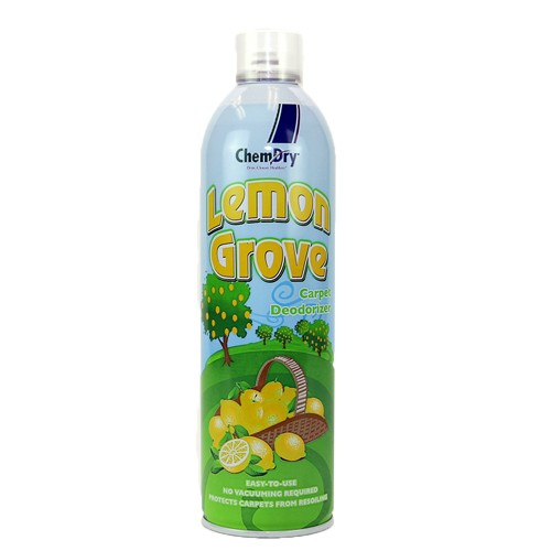 Lemon Grove carpet deodorizer