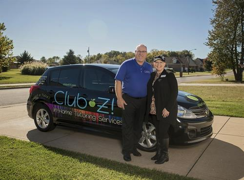Club Z! Owners Kevin & Leisha Baker