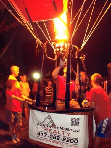 Ozark Balloon Glow