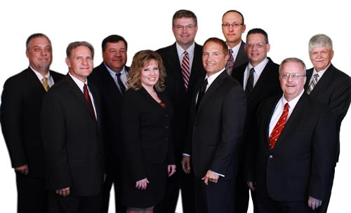 Meet our Old Missouri Bank Lending Team