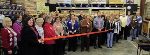 15th anniversary Ribbon Cutting
