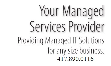 Your Managed Services Provider