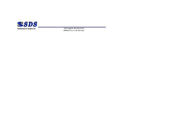 Southeast Drive Systems, Inc  | Business Development