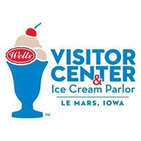 Wells Visitor Center and Ice Cream Parlor - Le Mars