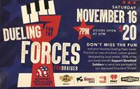 Support Siouxland Soldiers Dueling For The Forces Fundraiser November 16