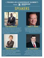 Morningside College To Host Franklin Leadership Summit